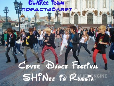 Cover Dance Festival in Russia - SHINee